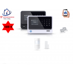 Home-Locking draadloos smart alarmsysteem wifi,gprs,sms AC-05