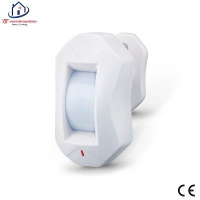 Home-Locking bedrade pir-gordijn-detector DPB-1302