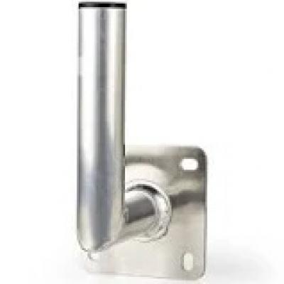 Muursteun beam detector 15cm breed 42 mm doorsnede aluminium BMS-380