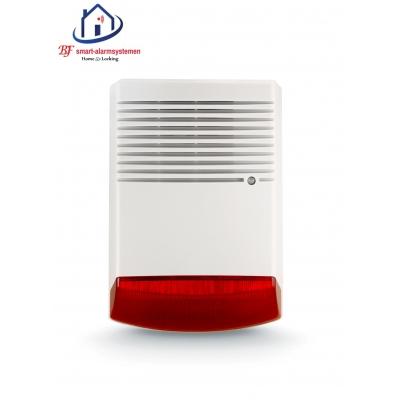 Home-Locking bedrade sirene buiten.SIR-1340