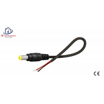 Home-Locking 12VDC mannelijk stekker kabel 30cm CC-445