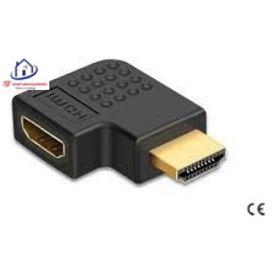 Home-Locking hoek aansluitingen HDMI HDMI-612