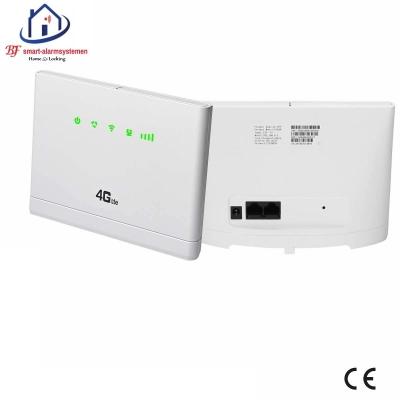 - Wifi router 4G met sim kaart.DBF-R-700