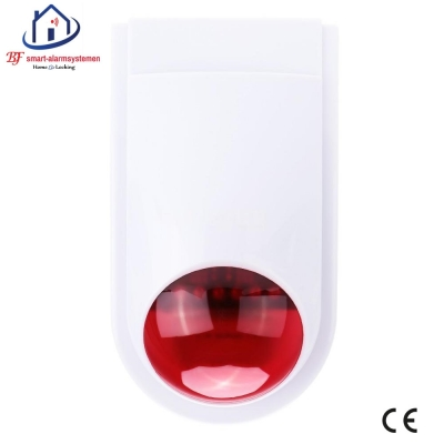 Home-Locking buiten sirene met backup batterij SBU-022