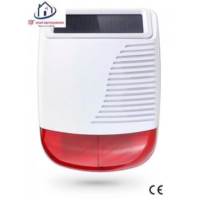 Home-Locking buiten sirene solar SBU-025