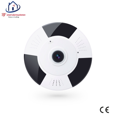 Home-Locking 360 graden 3D VR-panoramacamera Fisheye-lens HD 1080P 2.0MP WIFI.C-1233