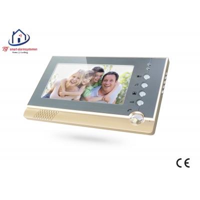 Home-Locking binnen bedieningspaneel voor deur videofoon 4 draads.DT-1116B