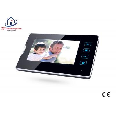 Home-Locking binnen bedieningspaneel voor deur videofoon 4 draads.DT-1117B
