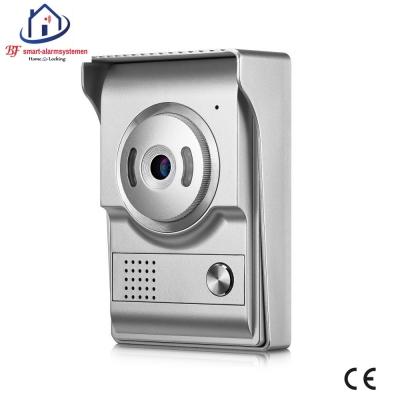 Home-Locking buiten bedieningspaneel opbouw voor deur videofoon 4 draads.DT-1121A