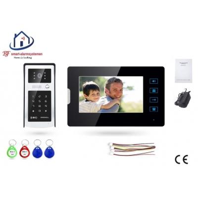 Home-Locking complete deur video videofoon 4 draads.DBF-DT-1117/2203
