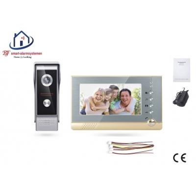 Home-Locking complete deur videofoon 4 draads.DT-2212