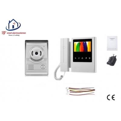 Home-Locking complete deur video videofoon 4 draads.DT-1121/2228