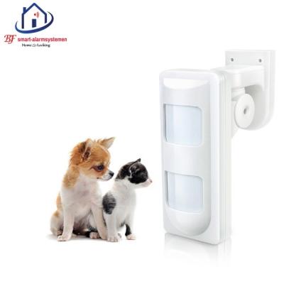 Home-Locking pir-detector anti dier tot 25 kg DP-090
