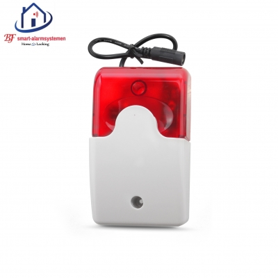 Home-Locking binnen sirene zonder backup batterij SB-021