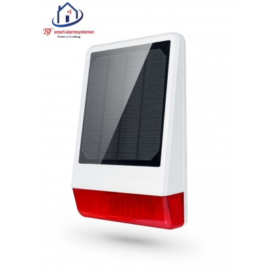 Home-Locking buiten sirene solar SBU-026