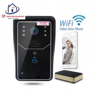 Home-Locking WIFI video deurtelefoon draadloos.DT-1100
