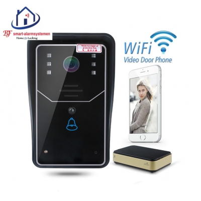 Home-Locking WIFI video deurtelefoon draadloos.DT-1100