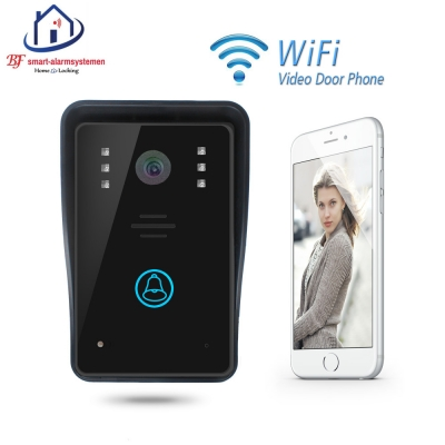 Home-Locking WIFI video deurtelefoon draadloos.DT-1102