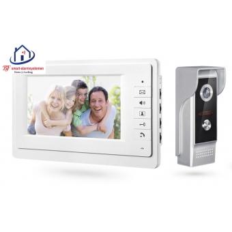 Home-Locking complete deur video videofoon 4 draads.DT-1115/2214