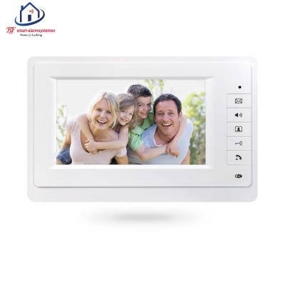 Home-Locking binnen bedieningspaneel voor deur videofoon 4 draads.DT-1115B
