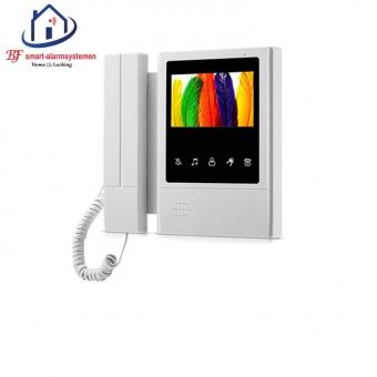 Home-Locking complete deur video videofoon 4 draads.DT-1121