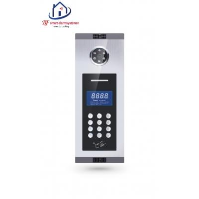 Home-Locking buiten bedieningspaneel voor deur videofoon met UTP kabel.DT-1123