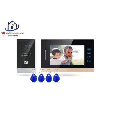 Home-Locking complete deur videofoon met utp kabel.DT-1126