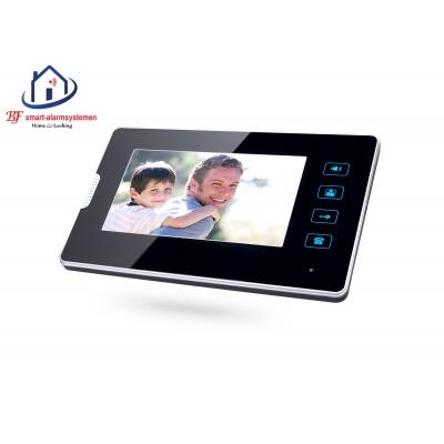 Home-Locking binnen bedieningspaneel voor deur videofoon 4 draads.DT-1129