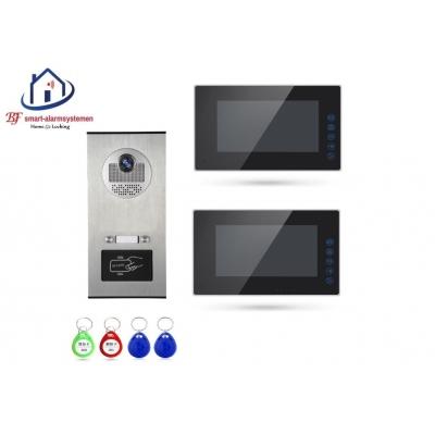 Home-Locking complete deur videofoon 4 draads met ID-kaart.DT-1450
