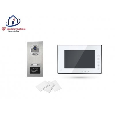 Home-Locking complete deur video videofoon 4 draads met ID-kaart.DT-1451