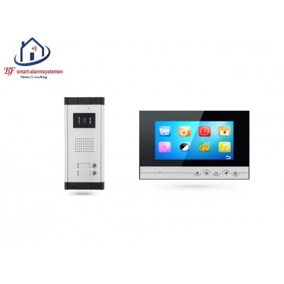 Home-Locking complete deur video videofoon 4 draads.DT-1472