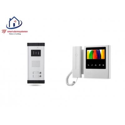 Home-Locking complete deur video videofoon 4 draads.DT-1473