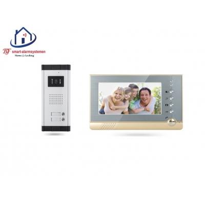 Home-Locking complete deur video videofoon 4 draads.DT-1474