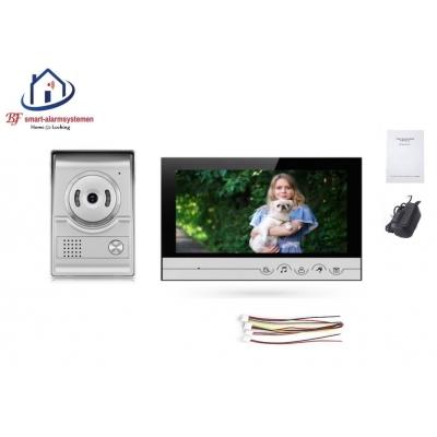 Home-Locking complete deur videofoon 4 draads.DT-2207