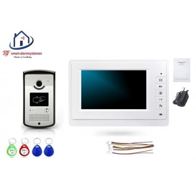 Home-Locking complete deur videofoon 4 draads met ID-kaart.DT-2216
