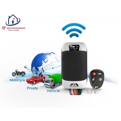 Home-Locking GPS-tracker voor voertuigen met brandstofmonitor.GT-1054