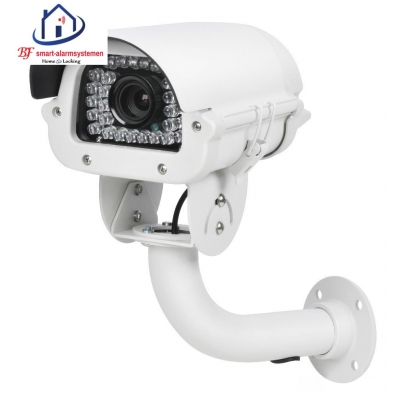 Home-Locking ip-camera met SONY ship POE 1080P 2.0MP metalen ip-camera bullet.C-1216