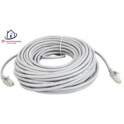 Stekkers cat 5 (2stuks)plaatsen op UTP kabel CU-462