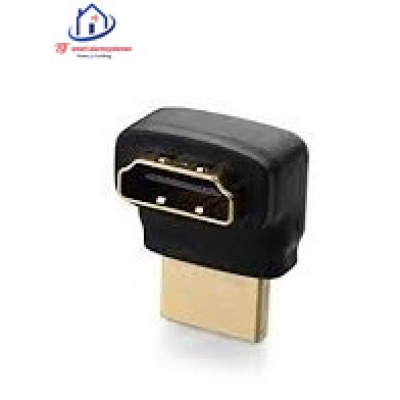 Home-Locking hoek aansluitingen HDMI HDMI-611