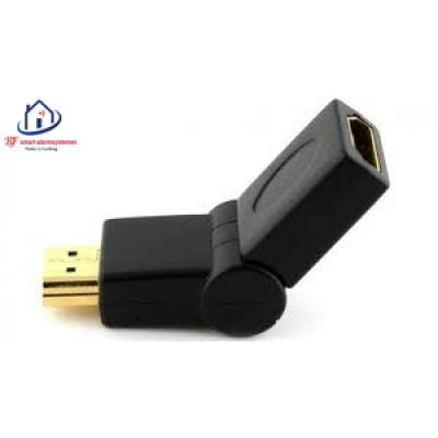 Home-Locking HDMI hoek verstelbaar. HDMI-615