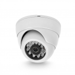 Poe ip-camera binnen.