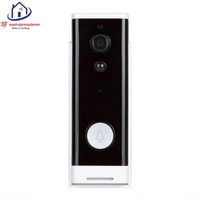 Smart WiFi HD video deurbel 2.0MP werkt met Amazon Alexa / Google Assistance.T-2090