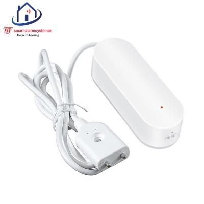 Smart WiFI water-detector werkt met Amazon Alexa / Google Assistance.T-2007