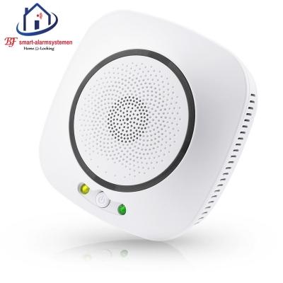 Smart WiFI gas-detector werkt met Amazon Alexa / Google Assistance.T-2012