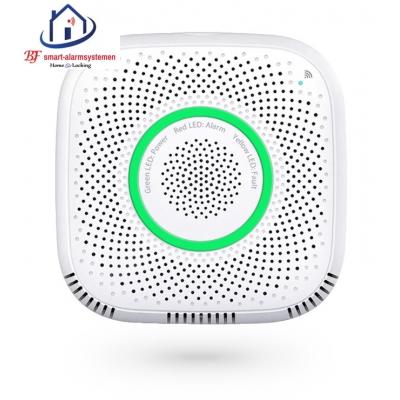 Smart WiFI gas-detector werkt met Amazon Alexa / Google Assistance.T-2013