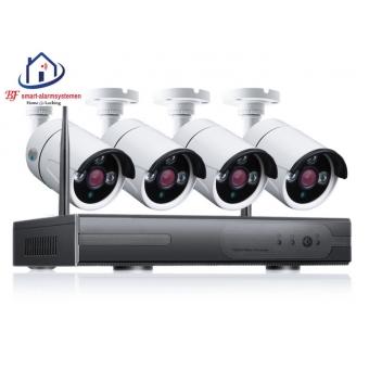 WIFI IP-camerasysteem.