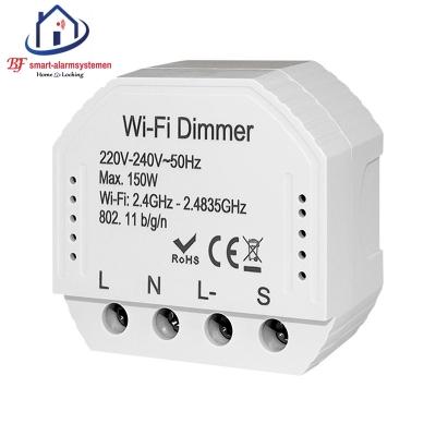 Smart WiFI dimmer module werkt met Amazon Alexa / Google Assistance.T-2062