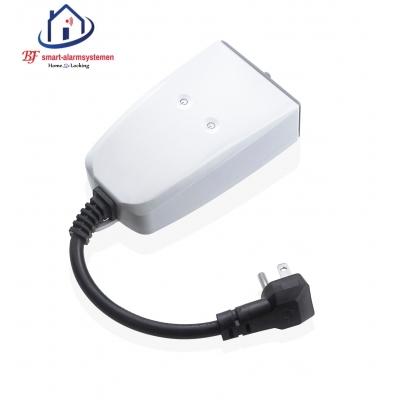 Smart WiFI buiten stekker werkt met Amazon Alexa / Google Assistance.T-2064