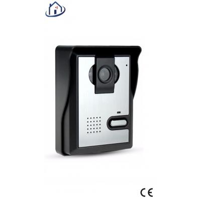 Home-Locking buiten bedieningspaneel opbouw voor deur videofoon 4 draads.DT-1118